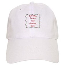 Bedlington Merry Baseball Cap