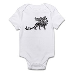 Tribal Griffin Infant Bodysuit