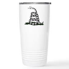 Don't Tread On Me Travel Coffee Mug