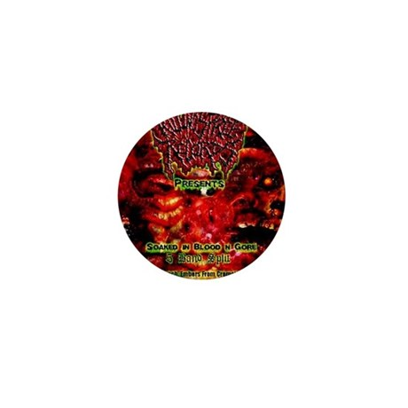 killing spree records Mini Button (10 pack)