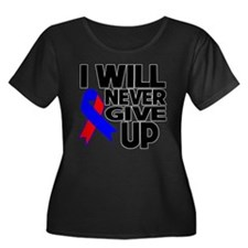 I Will Never Give UP CHD T