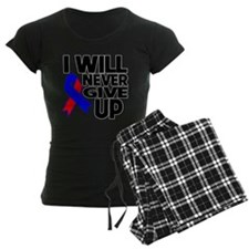 I Will Never Give UP CHD Pajamas