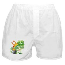 St. Paddys Day 2013 Boxer Shorts