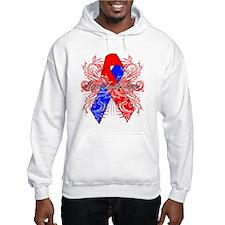 Hope Congenital Heart Defect Hoodie