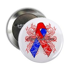 "Hope Congenital Heart Defect 2.25"" Button (10 pack"