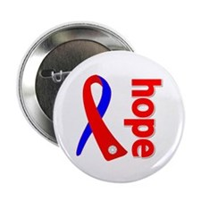 "Congenital Heart Defect Hope 2.25"" Button (10 pack"
