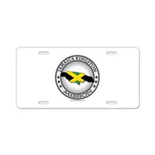 Jamaica Kingston LDS Mission Flag Cutout 1 Aluminu