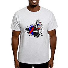 Butterfly Congenital Heart Defect T-Shirt
