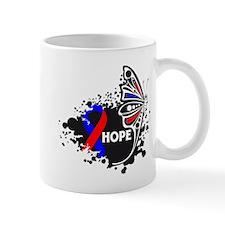 Butterfly Congenital Heart Defect Mug