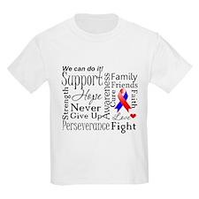 Collage CHD Awareness T-Shirt