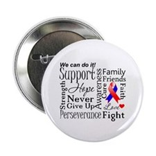 "Collage CHD Awareness 2.25"" Button (10 pack)"