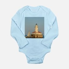 Chicago Harbor Lighthouse Body Suit