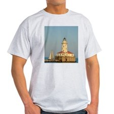 Chicago Harbor Lighthouse T-Shirt