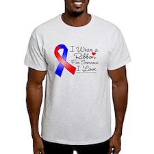 Ribbon Someone Special CHD T-Shirt