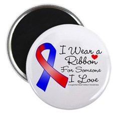 "Ribbon Someone Special CHD 2.25"" Magnet (10 pack)"