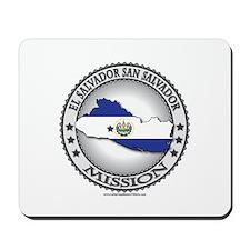 El Salvador San Salvador LDS Mission Flag Cutout M
