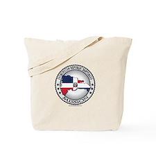 Dominican Republic Santiago LDS Mission Flag Tote