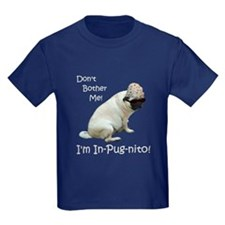 Funny In-Pug-nito! Pug Dog T-Shirt