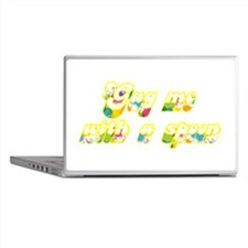 Gag Me With A Spoon Laptop Skins