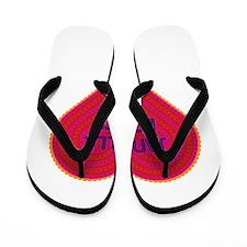 Janelle Loves Me Flip Flops