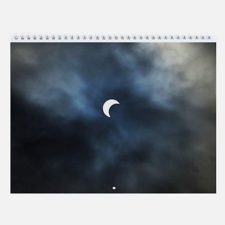 Cute Sun art Wall Calendar