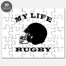 My Life Rugby Puzzle