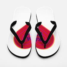 Kara Loves Me Flip Flops
