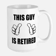 This Guy Is Retired MugMugs