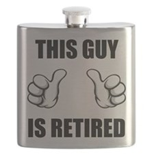 This Guy Is Retired Flask