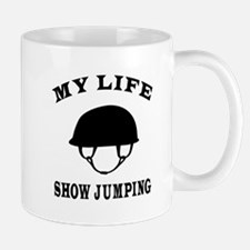 My Life Show Jumping Mug