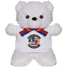 Patriot Riders NE Teddy Bear