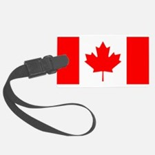 Flag of Canada Luggage Tag