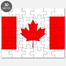 Flag of Canada Puzzle