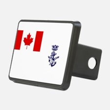 Naval Jack of Canada Hitch Cover