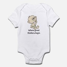 Baby Thinker Infant Bodysuit