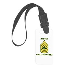 GRILL SERGEANT-MASTER Luggage Tag