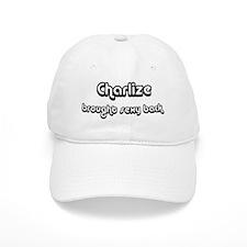 Sexy: Charlize Baseball Cap