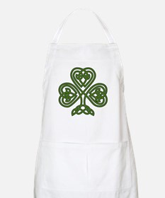Celtic Shamrock - St Patricks Day Apron