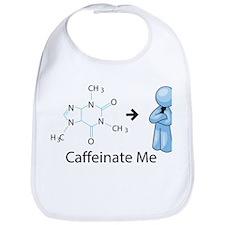 Caffeinate Me Bib