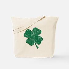 St Patrick's Shamrock Tote Bag
