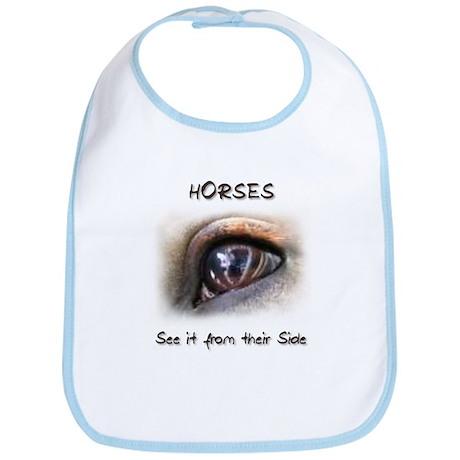 Horses Eye Bib