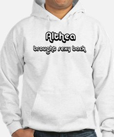 Sexy: Althea Hoodie