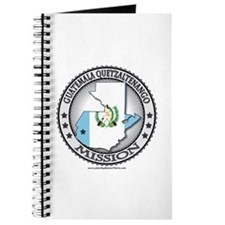 Guatemala Quetzaltenango LDS Mission Flag Map Cuto