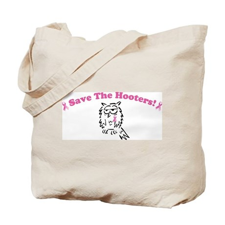 Save The Hooters! Tote Bag