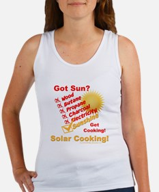 Got Sun? Solar Cooking Tank Top