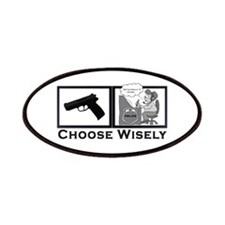 Choose Wisely Patches