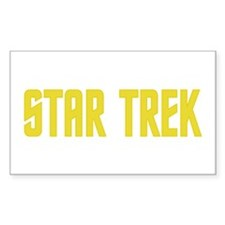 Star Trek Yellow Decal
