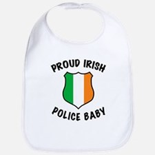 Funny Irish baby Bib