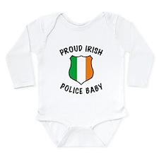 Irish Police Baby Body Suit