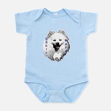 Eskie papa Infant Bodysuit